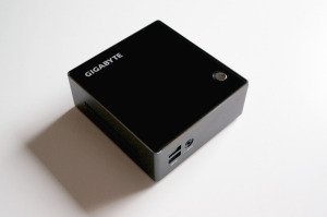 Gigabyte BRIX GB-BXCEH-2955