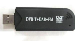 RTL2832U based DVB-T USB tuner
