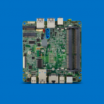 Intel Broadwell NUC Board Layout