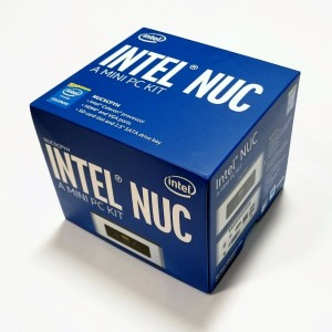 Intel NUC5CPYH Box