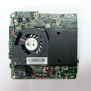 NUC5CPYH heatsink and fan