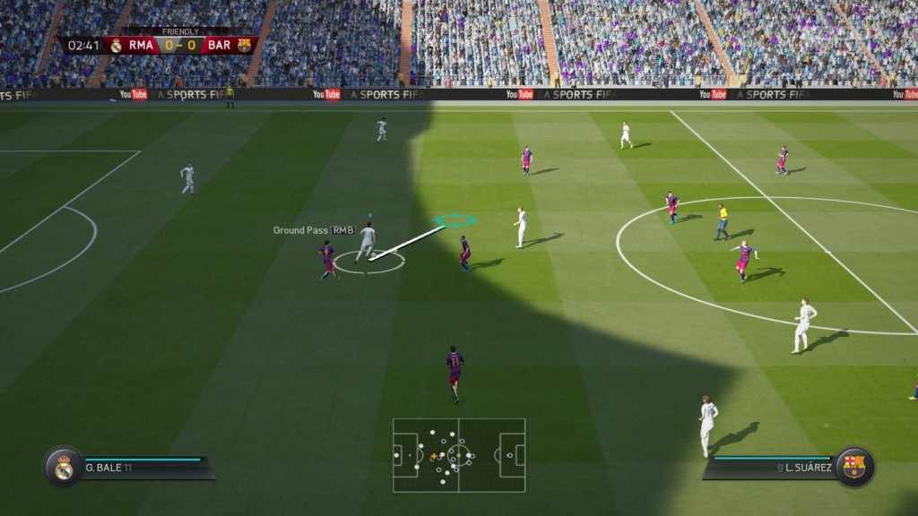 FIFA 16 demo on Skylake i3 NUC