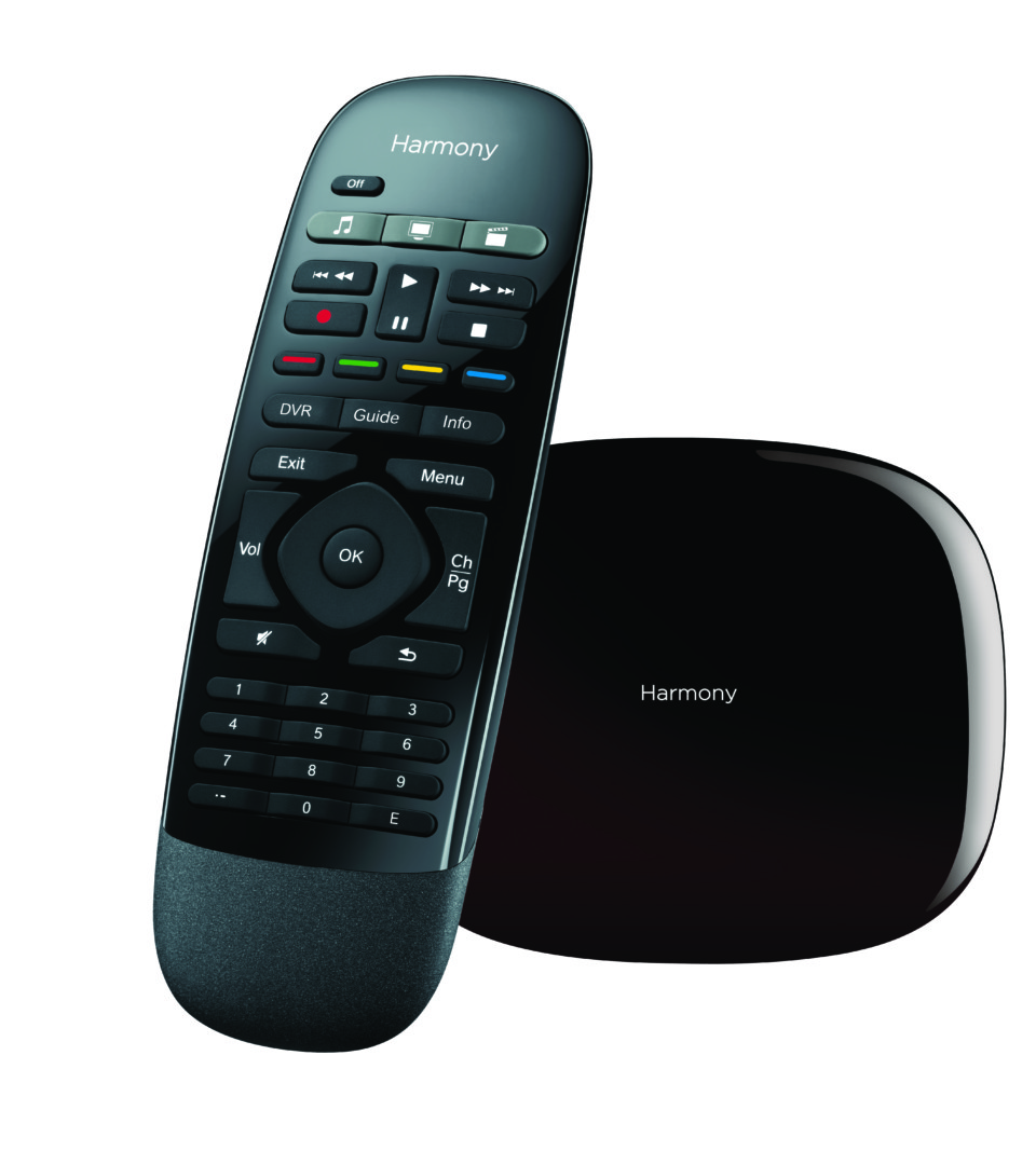 Logitech Harmony Smart Control is a Problem Solver – The NUC Blog
