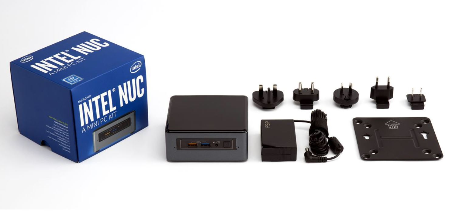 Apollo Lake NUC Review (NUC6CAYH) 1/3: Overview – The NUC Blog