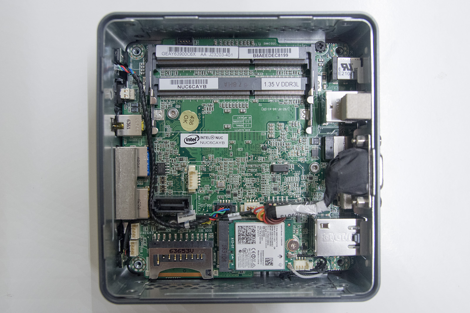 Apollo Lake Nuc Review Nuc6cayh 1 3 Overview The Nuc Blog